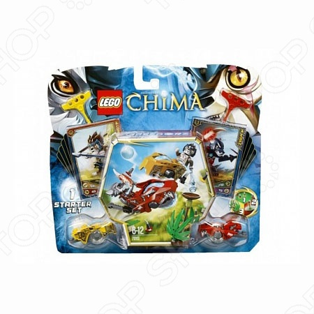 Конструктор LEGO 70113 Бойцы Чи