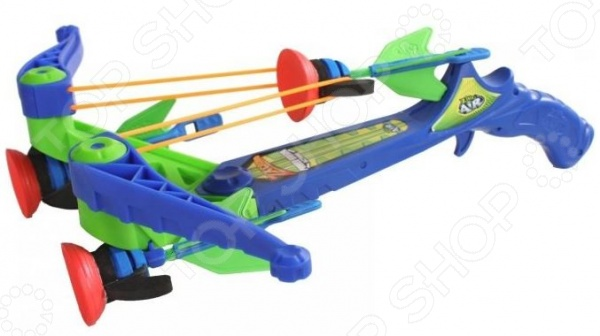 фото Арбалет игрушечный Zing Zx- crossbow air hunterz, Арбалеты. Луки