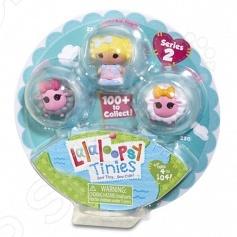 Набор кукол Lalaloopsy «Малютки» 531517. В ассортименте