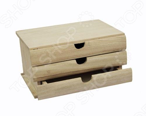 Заготовка деревянная для росписи RTO WB-44Деревянные заготовки<br>Заготовка деревянная для росписи RTO WB-44 станет замечательным элементом декора. Данная модель имеет оригинальный дизайн. Поделку можно раскрасить и получится прекрасный подарок к праздничному событию. Заготовка сделана из качественного материала, который не вызывает аллергии. Деревянная заготовка прекрасно подойдет для декорирования.<br>