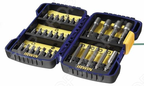 Фото - Набор вставок IRWIN из 30 штук вставки отверточные irwin
