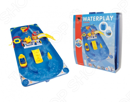 ������ ���� Big Funland Big Waterplay