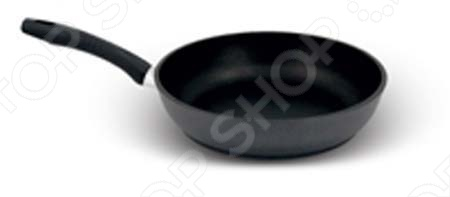 Сковорода Kukmara с утолщенным дном сковорода d 24 см kukmara кофейный мрамор смки240а