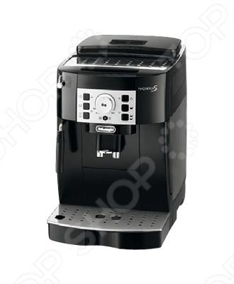 Кофемашина DeLonghi ECAM 22 110 SB имеет панель управления, которая позволяет приготовить любой тип кофе простым нажатием кнопки. Система Каппучино из нержавеющей стали позволяет получить насыщенную пенку для великолепного напитка. Вы можете выбрать количество кофе, его крепость и температуру - все на ваш вкус! Возможность приготовления двух чашек одновременно - теперь будет возможность вдвоем насладиться бодрящим напитком, а не ждать, когда приготовится вторая чашка.