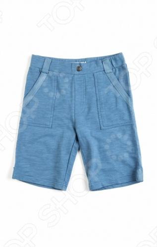 Шорты детские для мальчика Appaman Stanton Shorts. Цвет: голубойПолзунки. Штанишки<br>Детские шорты для мальчика Appaman Stanton Shorts это удобная и мягкая трикотажная вещь с эластичным поясом и резинкой для регулировки объема талии. Имеются функциональные карманы: два по бокам, отстроченные тесьмой в тон изделию, и два сзади. Прямые шорты средней длины станут стильным и комфортным вариантом каждодневной одежды для Вашего ребенка. Состав: 100 хлопок. Американский бренд Appaman основан в 2003 году дизайнером Харальдом Хузуме. Он создает уникальные наряды в стиле AMERIPOP. Хузум находит вдохновение на улицах Бруклина, работая над многообразной палитрой ярких одежд. Воплощая свои творческие проекты, дизайнер не забывает об удобстве и качестве детских вещей. Вы считаете, что наряд Вашего ребенка должен быть не только удобным, но также стильным и индивидуальным Тогда бренд Appaman для Вас!<br>