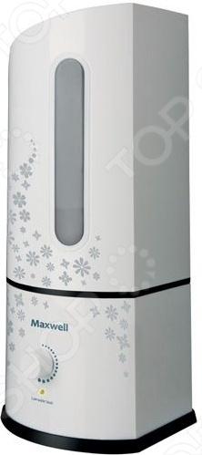 Увлажнитель воздуха Maxwell MW-3553Осушители. Очистители. Увлажнители воздуха<br>Самый эффективный и практичный способ увеличить влажность в помещении - установить увлажнитель воздуха Maxwell MW-3553. Уникальная система дезинфекции с экологически чистыми материалами устраняет различные виды бактерий и вирусов внутри водяного бака. К тому же он недорог и прост в использовании. Он очень практичен и впишется в любое помещение благодаря своему дизайну.<br>