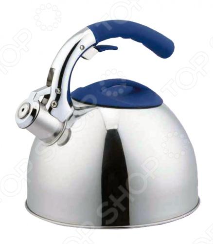 Чайник со свистком Bohmann BH-9972 чайник bohmann 7l white bh 8137