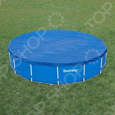 Покрышка для бассейна Bestway 58038 чаша bestway 56193ass10 244x51 см для бассейна splash in shade
