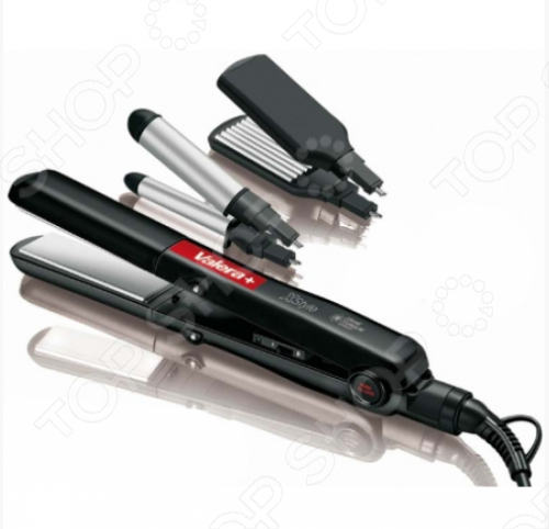 Выпрямитель для волос Valera 645.01 щипцы valera 647 01 volumissima щипцы гофре для волос 1 шт