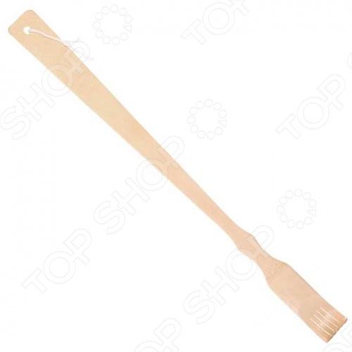 Ручка для спины бамбуковая Банные штучки Ручка для спины Банные штучки 40164 /