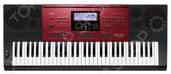 Синтезатор Casio CTK-6250 casio ctk 240
