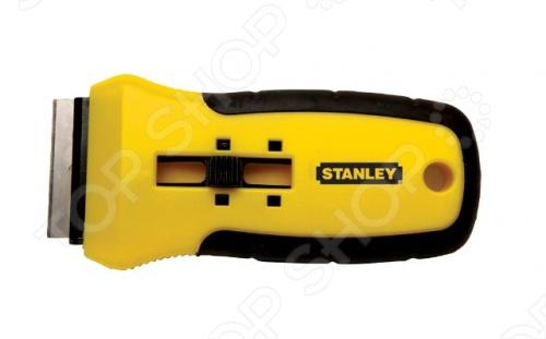 Скребок для стекла STANLEY безопасный
