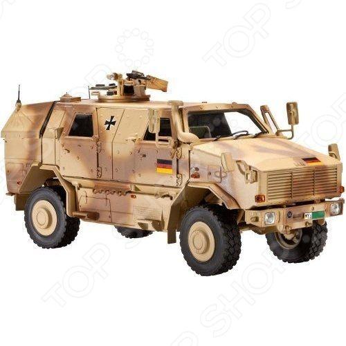 Сборная модель автомобиля 1:35 Revell Dingo 2A2