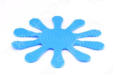 Подставка Gipfel многофункциональная выполнена из нержавеющей стали и покрыта прочным силиконовым слоем. Она очень устойчива на любой поверхности и отлично защищает стол от негативного воздействия высокой или низкой температуры.