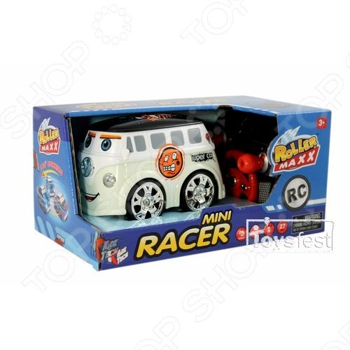 Автобус на радиоуправлении KidzTech Mini Racer