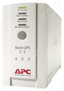 Источник бесперебойного питания APC BK650EI