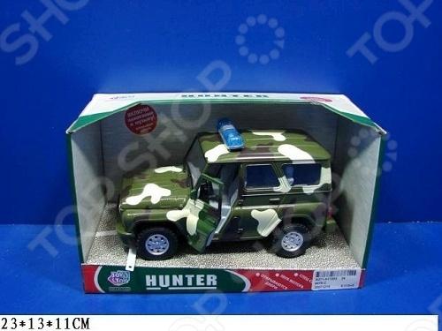 Машина инерционная Joy Toy «УАЗ Hunter» Р40510