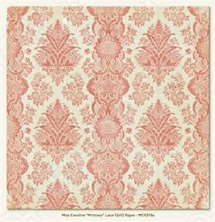 фото Бумага для скрапбукинга двусторонняя Morn Sun Lace, купить, цена