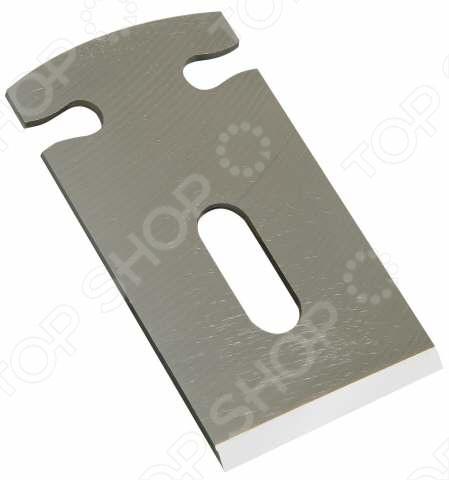 Нож для рубанка STANLEY 12 предварительно заточенное под углом 25 лезвие готово к хонингованию. Нож одинарный для рубанка SB. Хромированная углеродистая сталь обеспечивает продолжительный срок использования лезвия без дополнительной заточки.