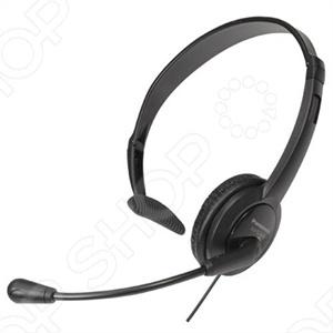 все цены на Гарнитура проводная Panasonic RP TCA 400 E K онлайн
