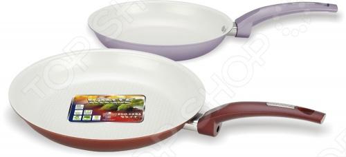 Набор из двух сковородок с керамическим покрытием Vitesse VS-2220