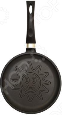 Сковорода блинная НЕВА-МЕТАЛЛ 6224 «Солнце»