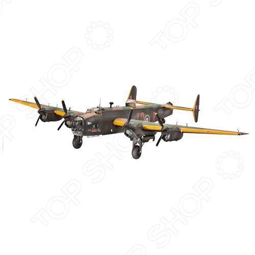 Сборная модель бомбардировщика Revell Handley Page Halifax Mk.I/II