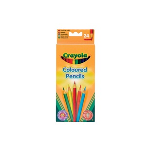 ����� ������� ���������� Crayola �Coloured Pencils�