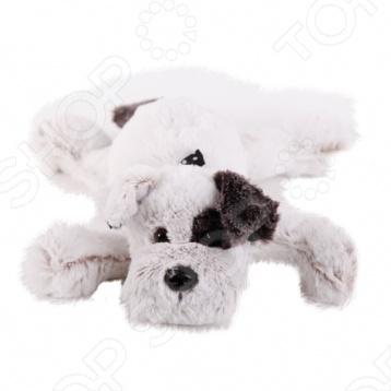 Мягкая игрушка Button Blue Собака Джек лежачий Мягкая игрушка Button Blue Собака Джек лежачий /33 см