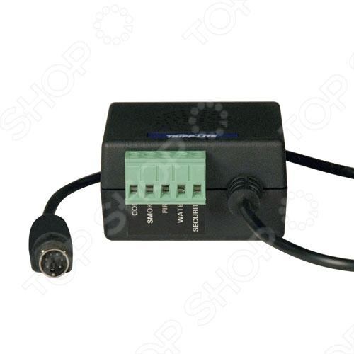Датчик для мониторинга окружающей среды Tripp Lite Envirosense кабель питания tripp lite p036 006 p036 006