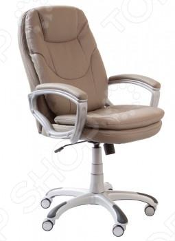 Кресло руководителя Бюрократ CH-868SAXSN кресло бюрократ ch 1201nx yellow желтый