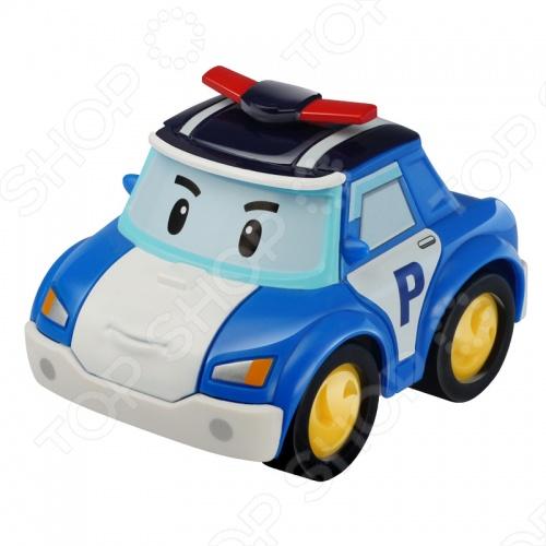 Машинка инерционная Poli Поли