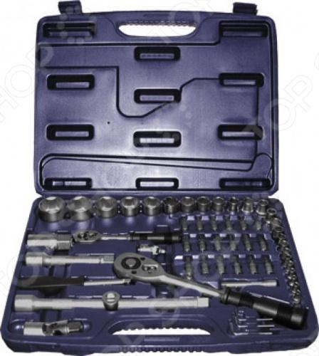 Набор инструментов автомобильных FIT 65156