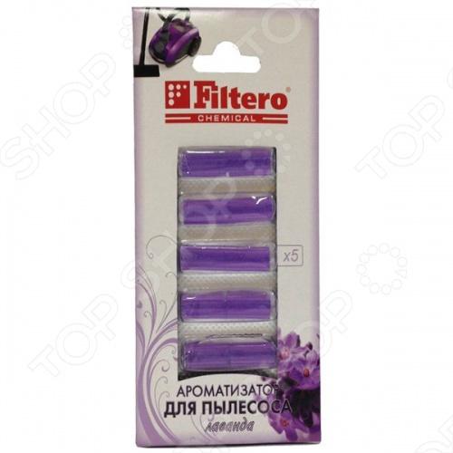 Ароматизатор для пылесоса Filtero 804