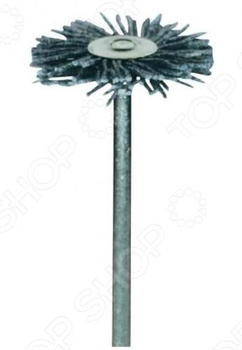Щетка абразивная высокопроизводительная Dremel 538 шлифовальная щетка dremel sc473s зерно 220