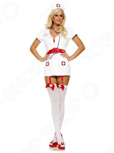 Костюм Le Frivole «Похотливая медсестра» костюм le frivole гламурная киса