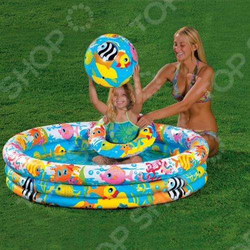 цена на Бассейн надувной Intex 59469