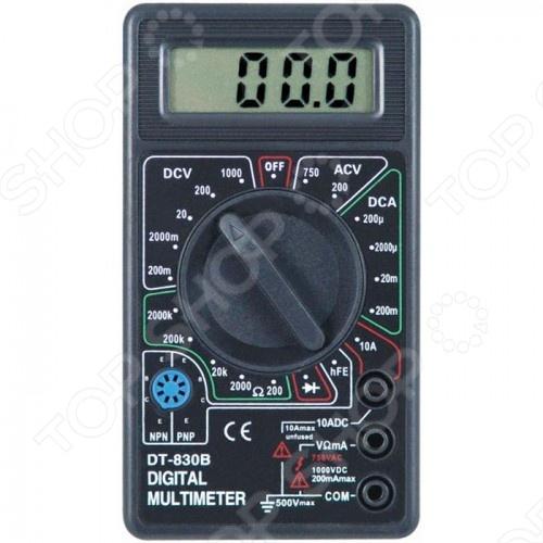 Мультиметр Ресанта DT 838 мультиметр tek dt 838