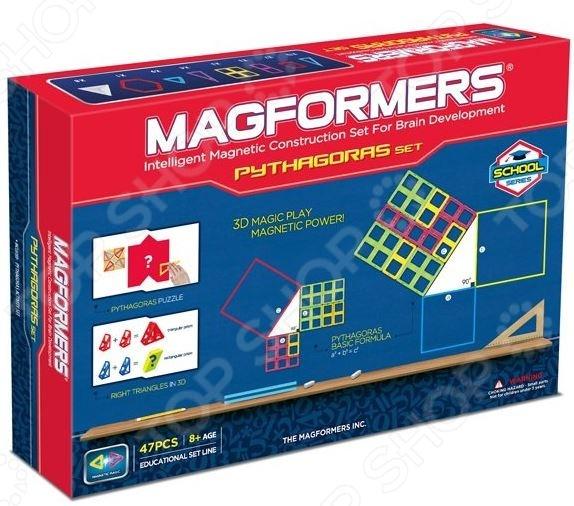 Magformers  Конструктор магнитный Пифагор