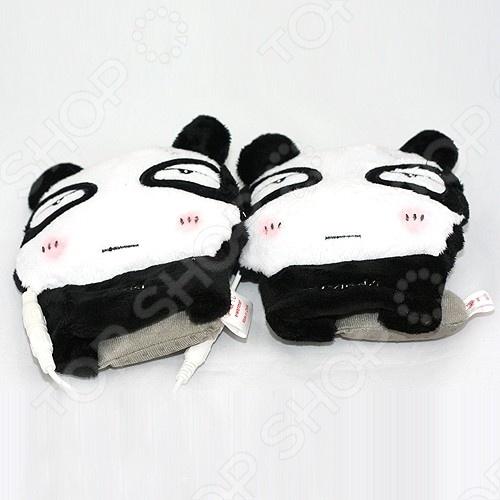 фото USB рукавицы Kitty Cat Панда, Другие аксессуары для компьютерной техники