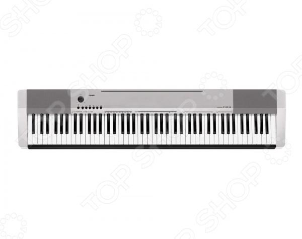 Фортепиано цифровое Casio CDP-130 это отличный выбор для тех, кто только начинает учиться музыке. Это инструмент начального уровня, на котором можно отрабатывать технику на клавишах, которые соответствуют всем требованиям, которые предъявляют педагоги по классу фортепиано. Теперь вам не придется покупать громоздкий дорогой инструмент, вам будет достаточно этой простой в обращении модели.