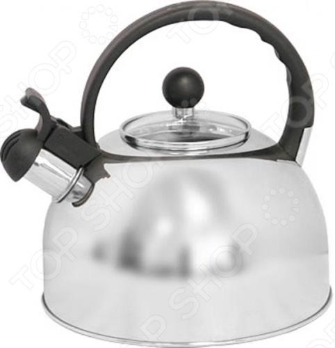 Чайник со свистком Mallony DJA-3033 хохловка дом с участком