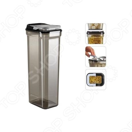 Емкость для сыпучих продуктов Nadoba Svatava емкость для сыпучих продуктов idea деко гжель 1 9 л
