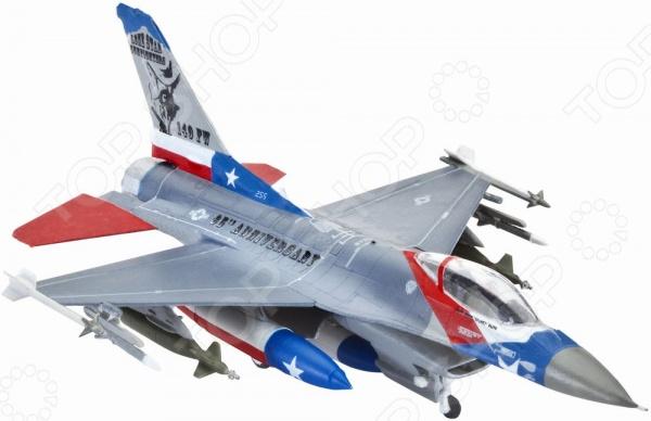 Сборная модель истребителя Revell Lockheed Martin F-16C «Fighting Falcon»