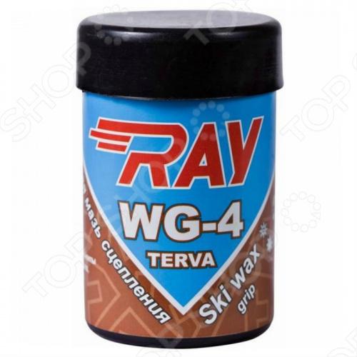 Мазь лыжная простая Ray WG-4 троксевазиновая мазь от купероза на лице