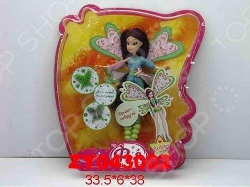 Кукла Zhorya «Фея с крыльями»