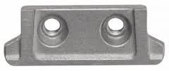 Режущая пара для шлицевых ножниц Bosch для GSZ 160
