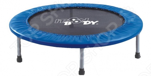 Батут Iron Body 8881TP-4 батут optifit like blue 12ft 3 66м с желтой крышей