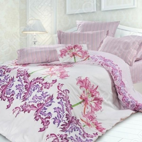 Комплект постельного белья Унисон Фабиани постельное белье унисон комплект постельного белья евро перкаль ажур