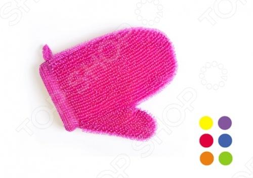 Мочалка из полипропилена Банные штучки варежка мочалки мир детства мочалка варежка